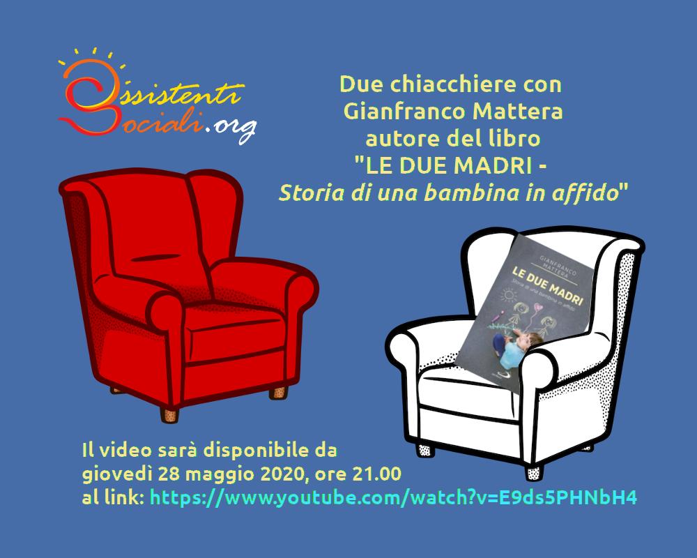 Due chiacchiere con Gianfranco Mattera